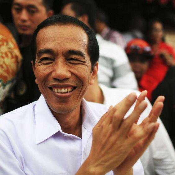 Sehat Dengan Rahasia 8-6-3 Ala Jokowi