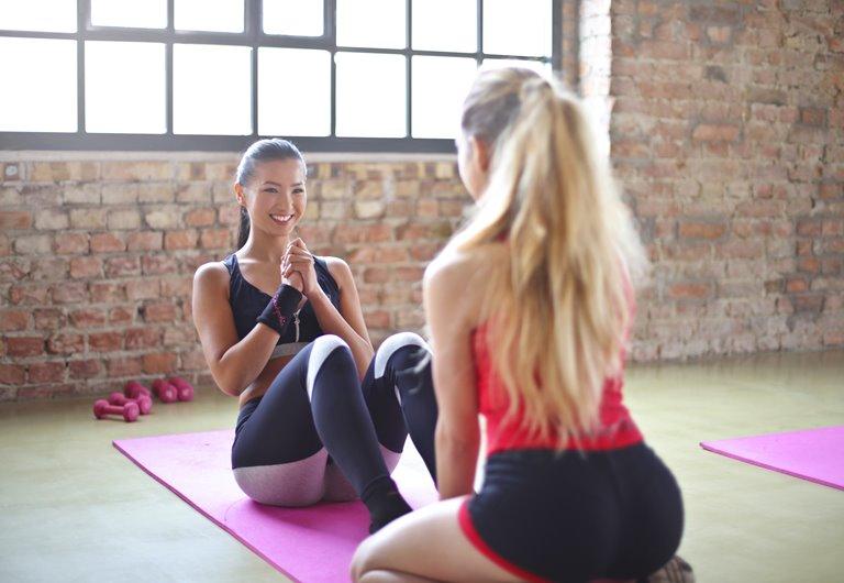 Olahraga Fitnes, Salah Satu Langkah Tubuh Lebih Bugar
