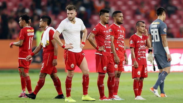 Persib Bandung Vs Persija Jakarta 2-0 : Hasil Liga 1