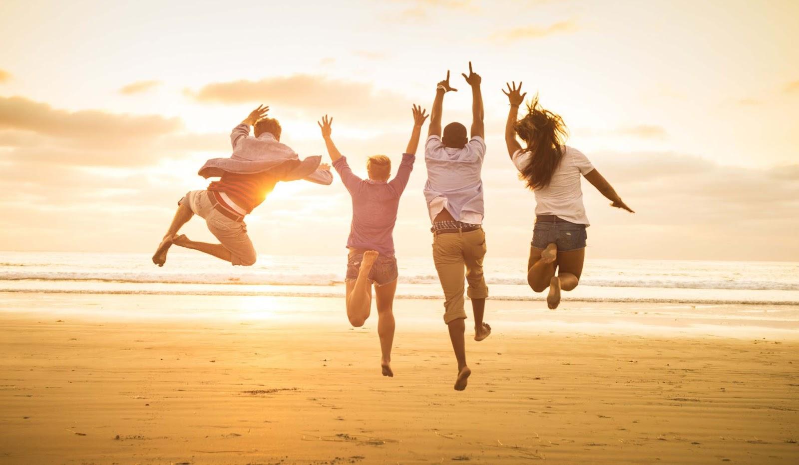 16 Tips Agar Hidup Lebih Bahagia.