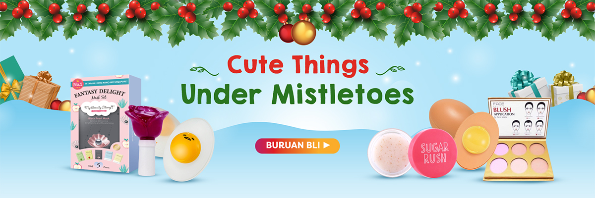 Cute Things Under Mistletoes
