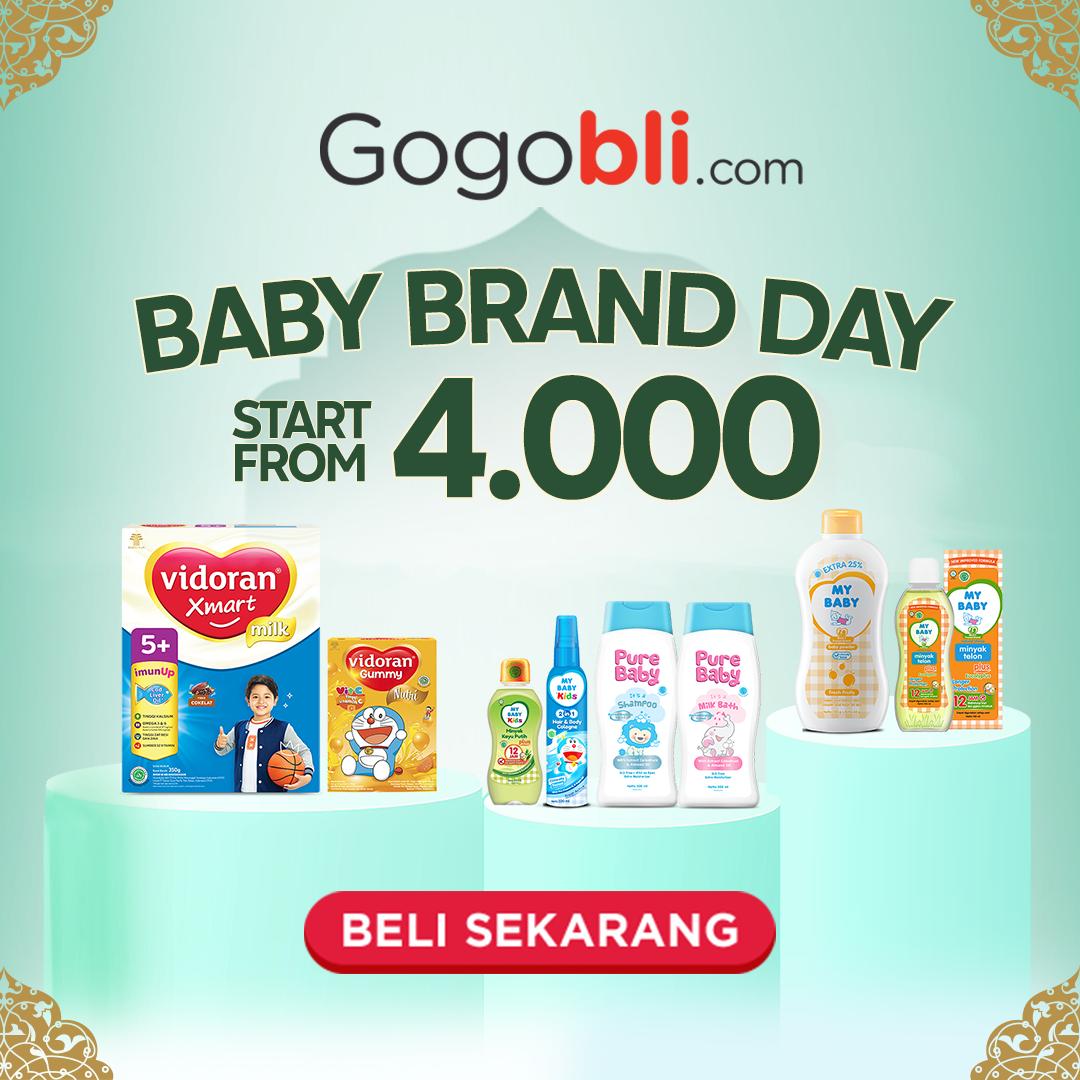 promo perlengkapan bayi