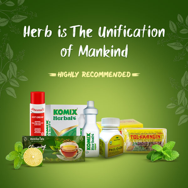 Herb is The Unification of Mankind