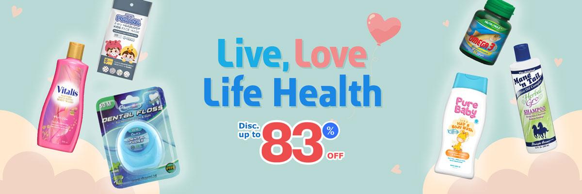 Live Love Life Health