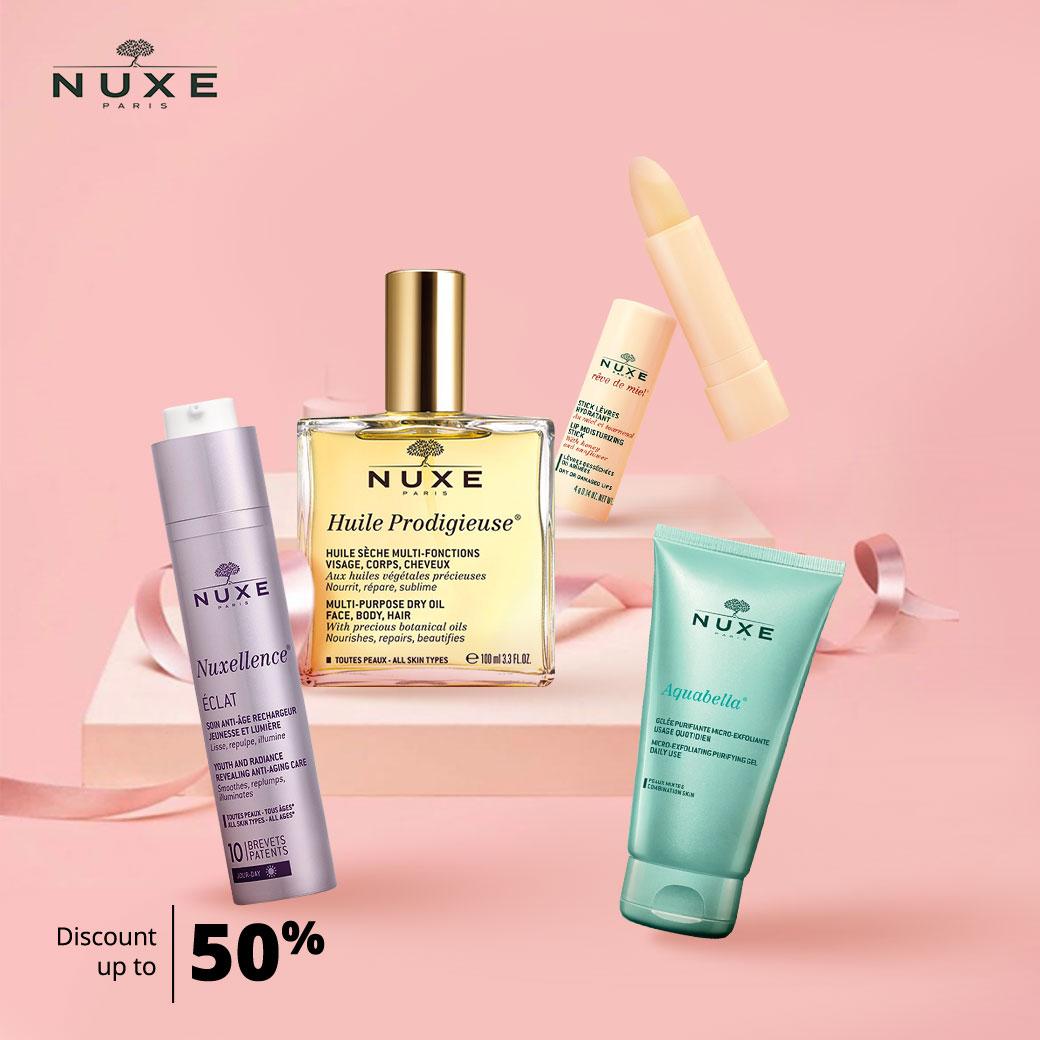 Promo Brand NUXE
