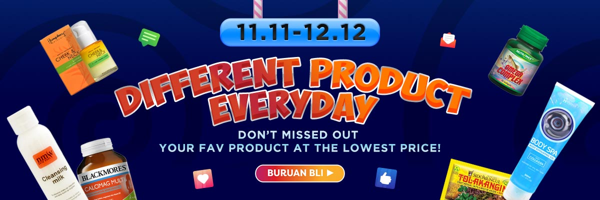 Crazy Shopping Different Product Everyday