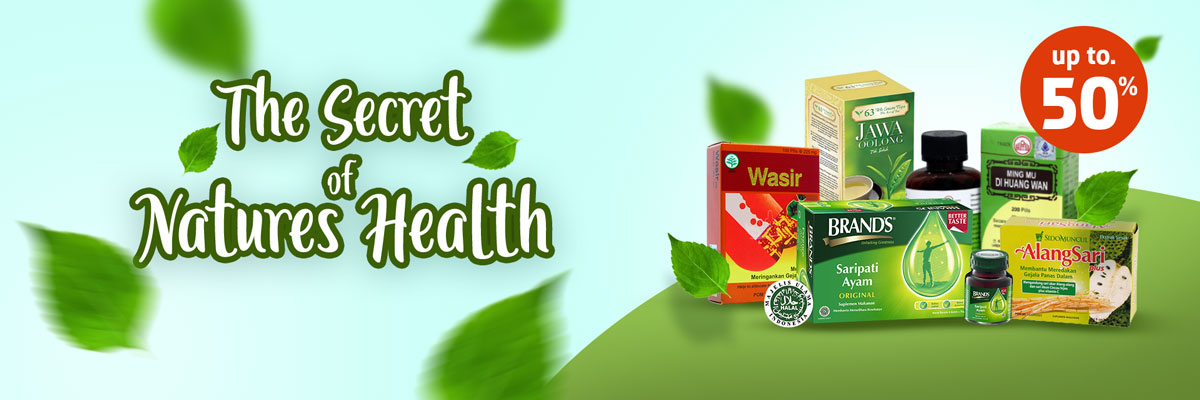 The secret of  Natures health