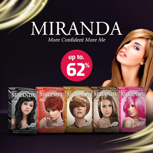 Miranda More Confident More Me