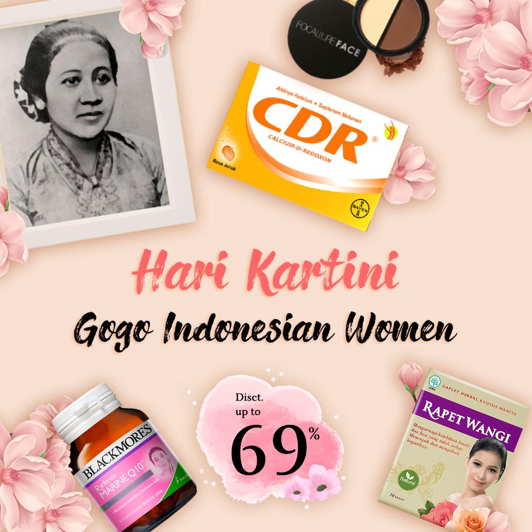 Gogo Indonesian Women