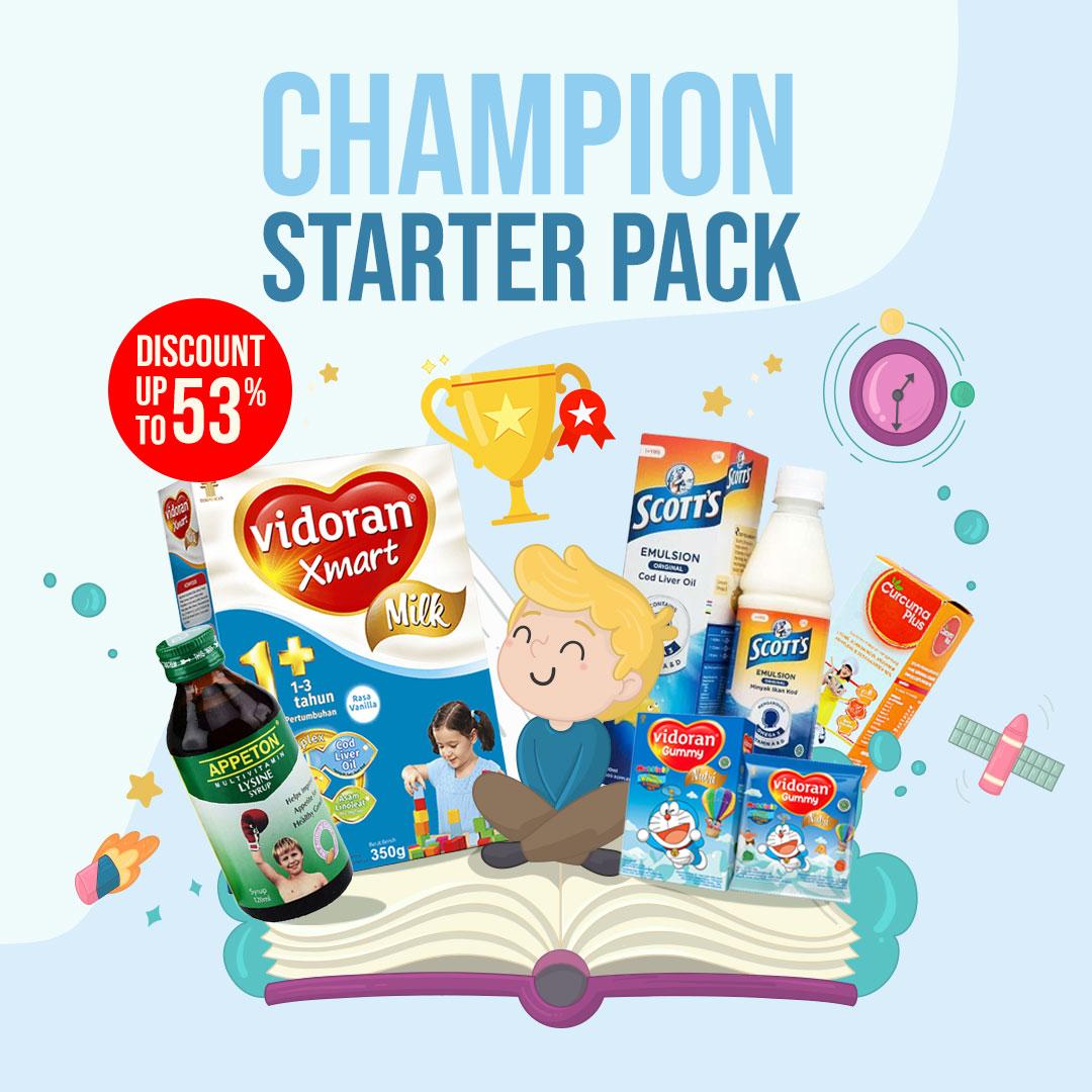 Champion Starter Pack