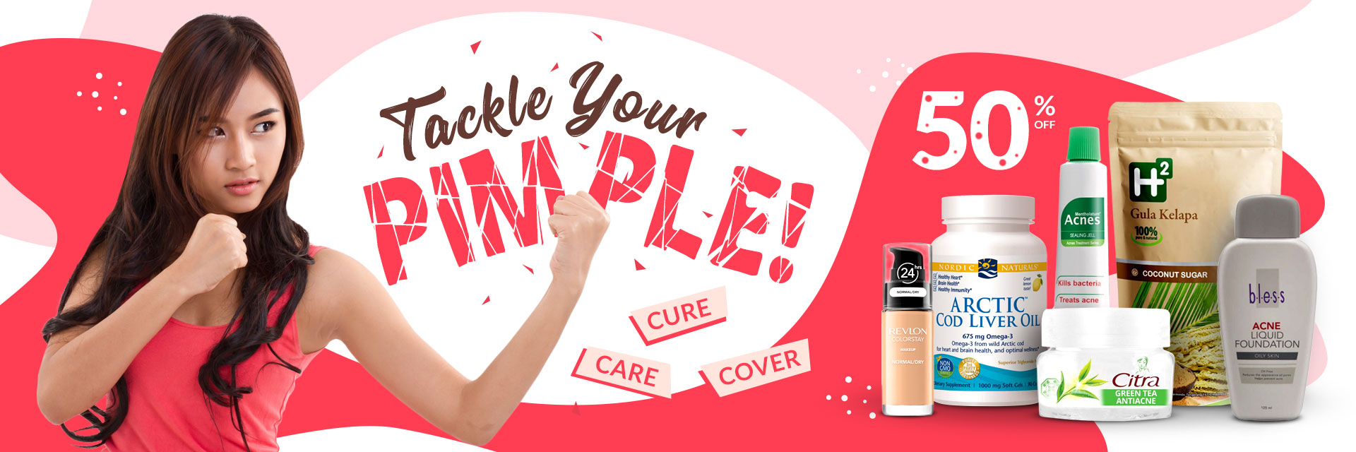 Tackle Your Pimple