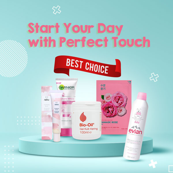 Start Your Day with Perfect Touch