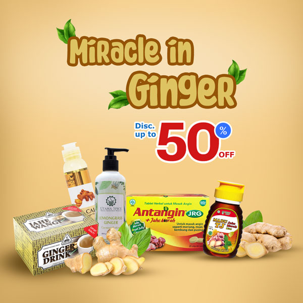 Miracle in Ginger