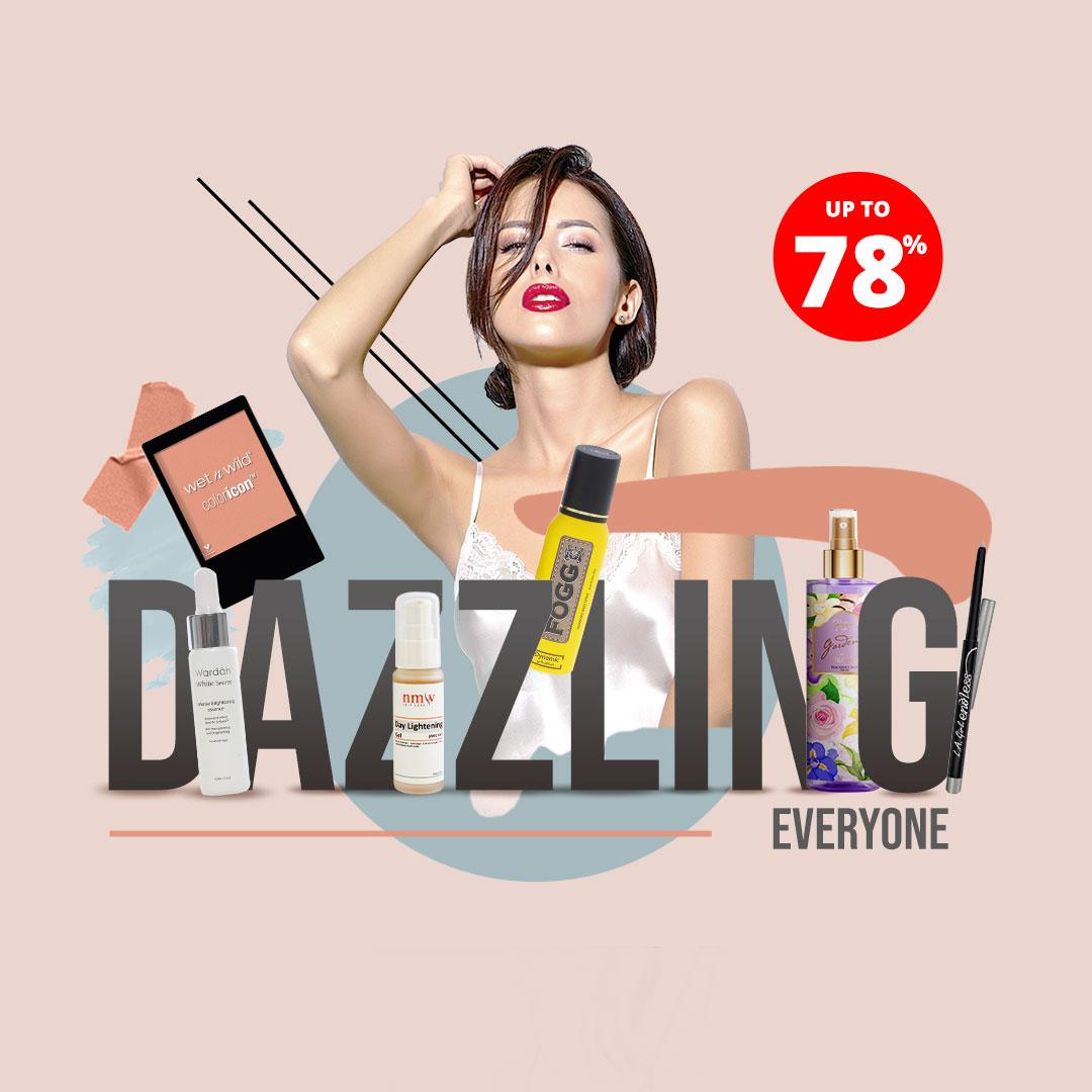 Dazzling Everyone