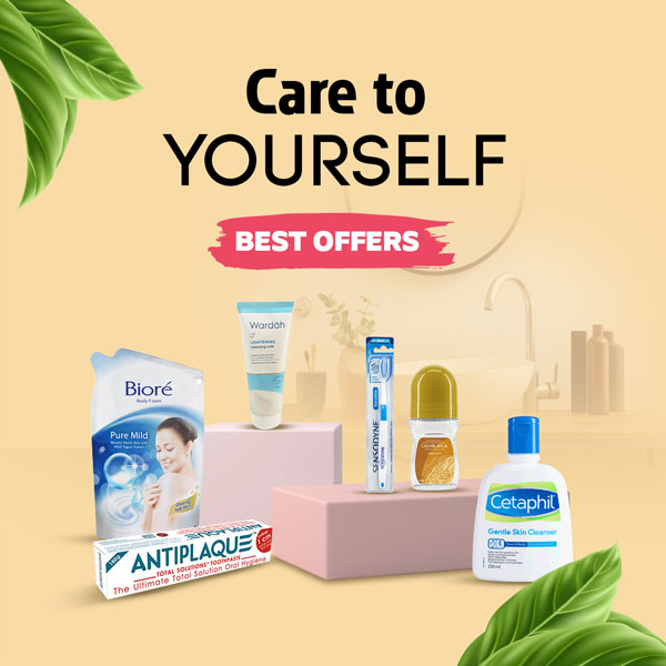 Personal Care Promo