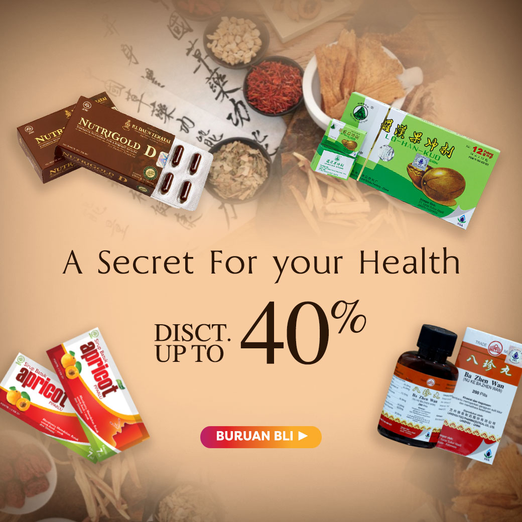 A Secret For your Health