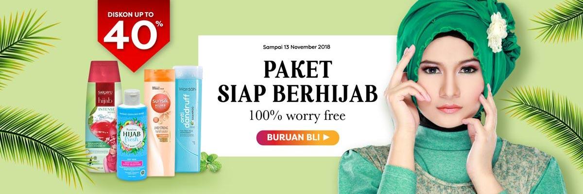 paket siap berhijab worry free