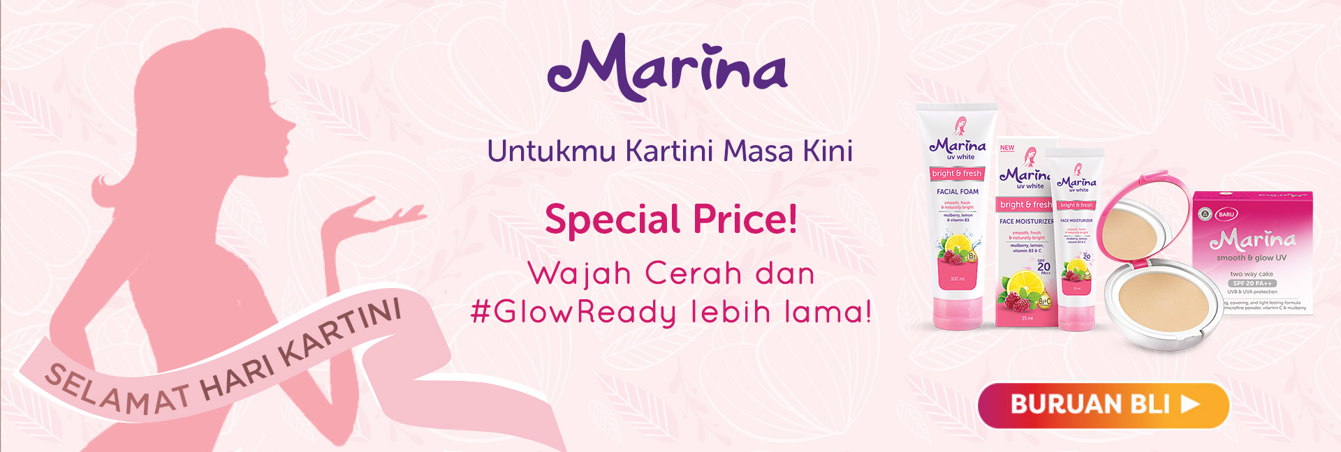 Promo Marina - Kartini Day