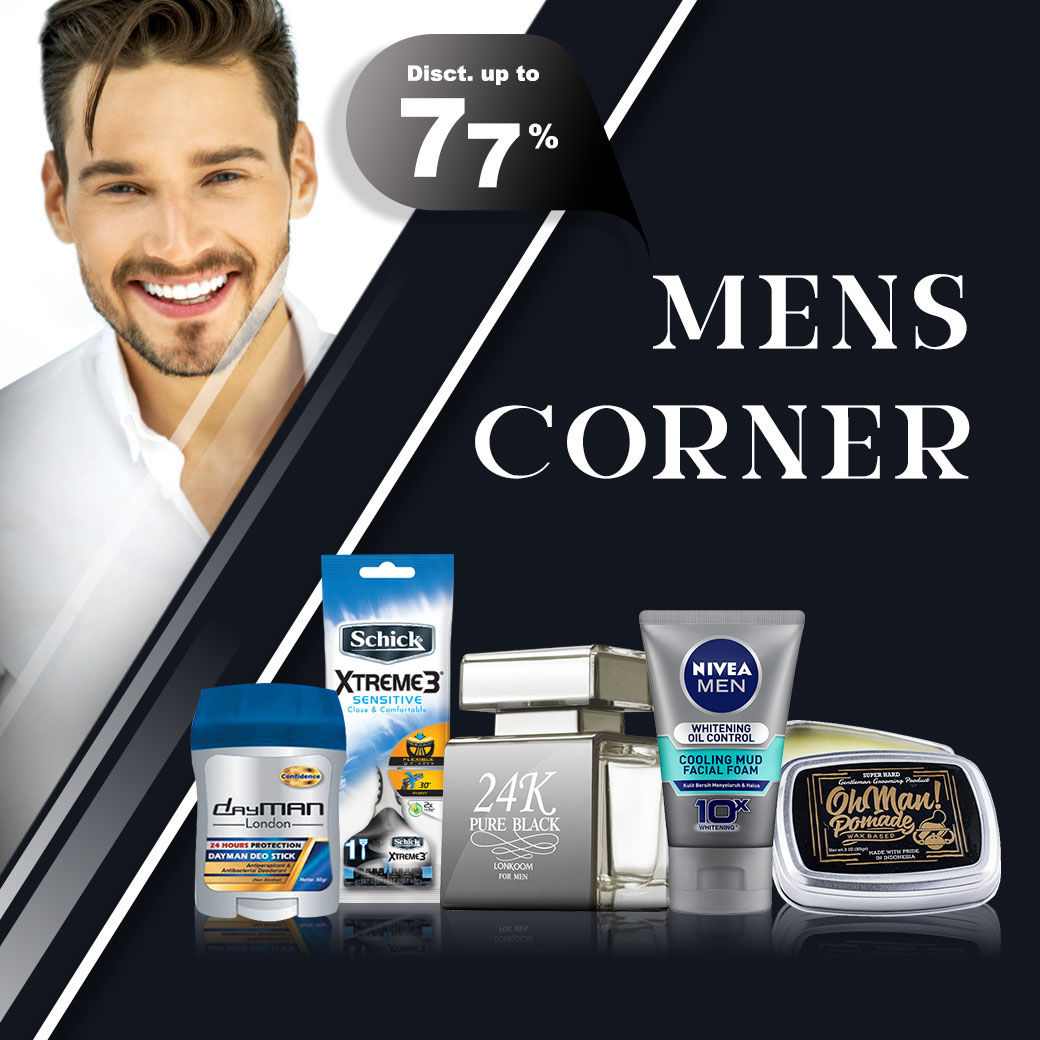 Mens Corner