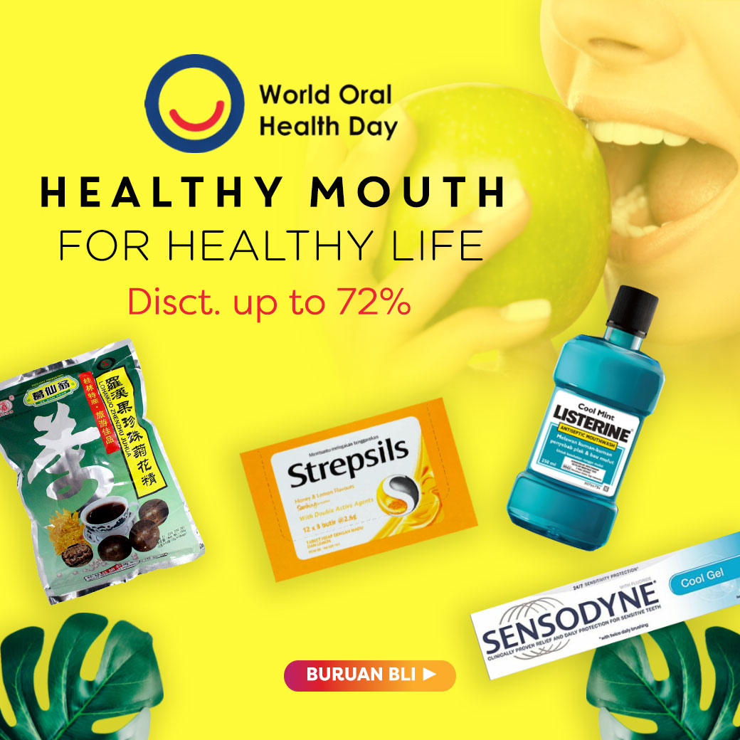 Healthy Mouth For Healthy Life