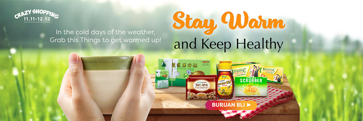 Stay Warm And Keep Healthy