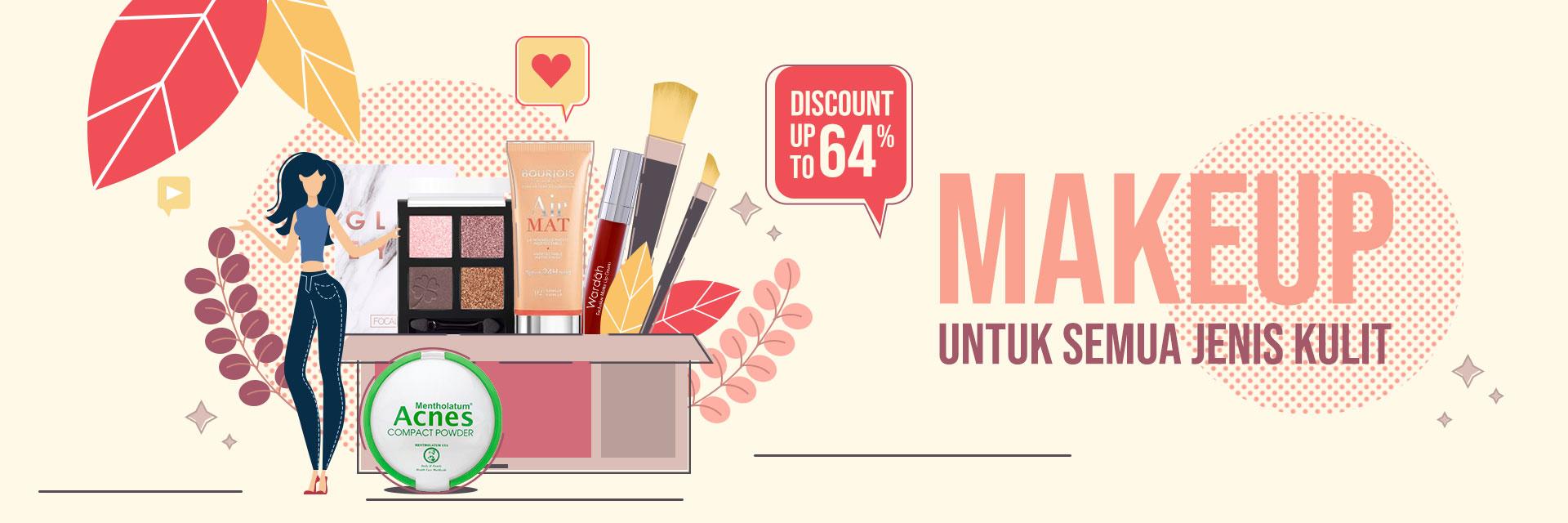 makeup semua jenis kulit
