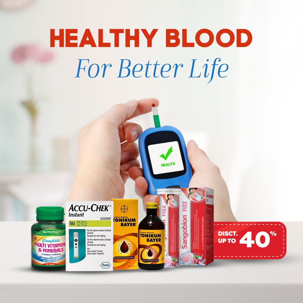 Healthy Blood For Better Life