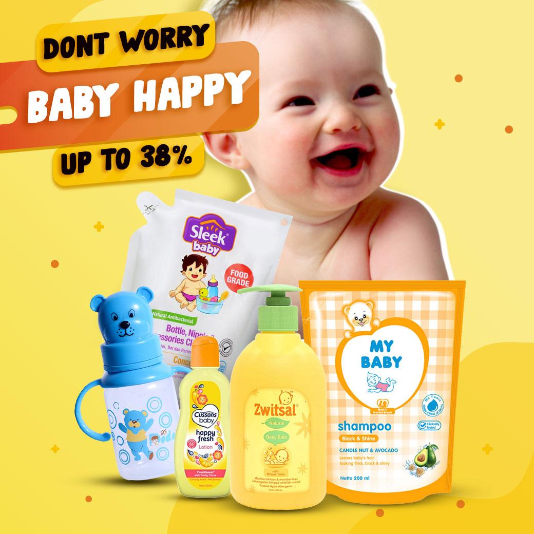 Dont Worry baby happy