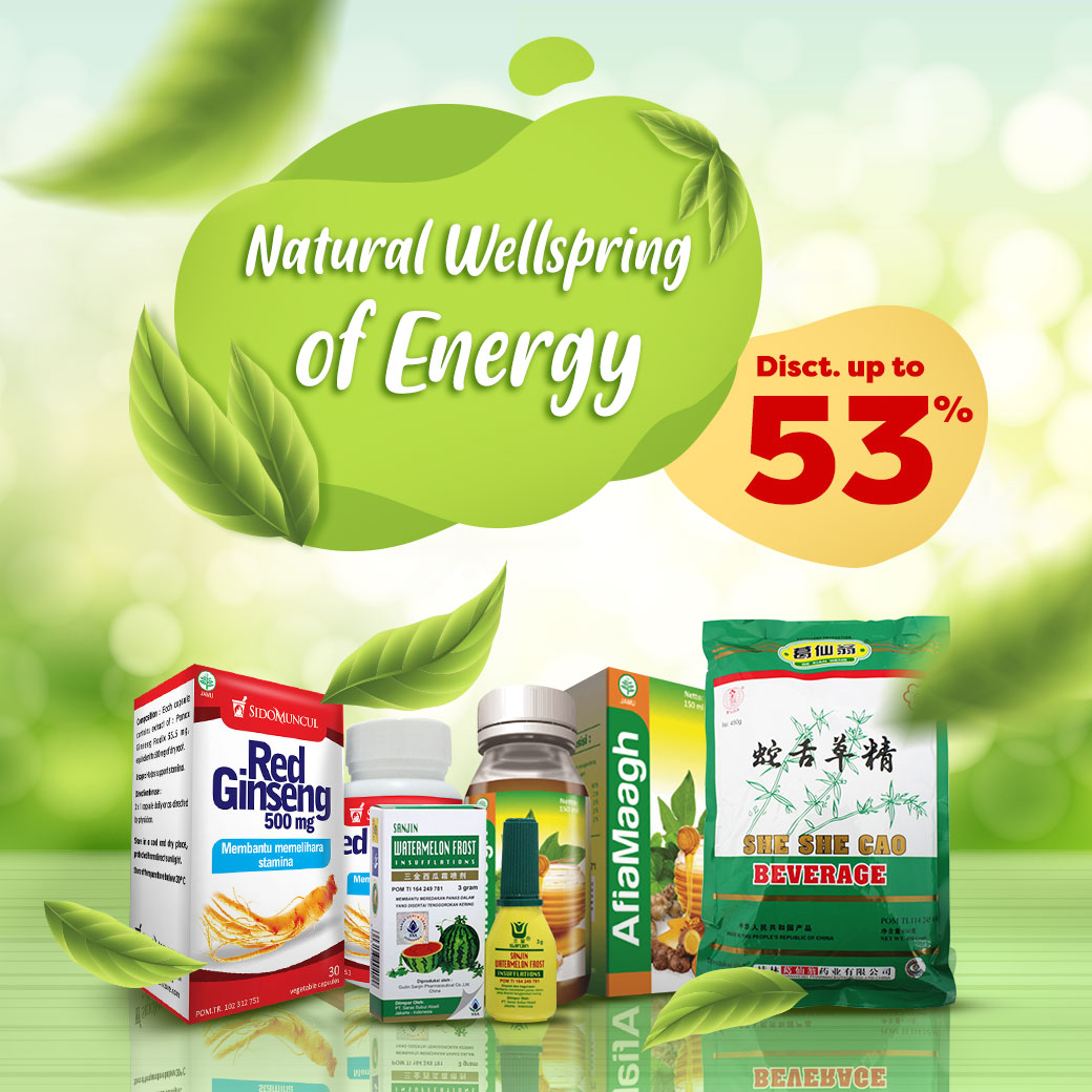 natural wellspring of energy