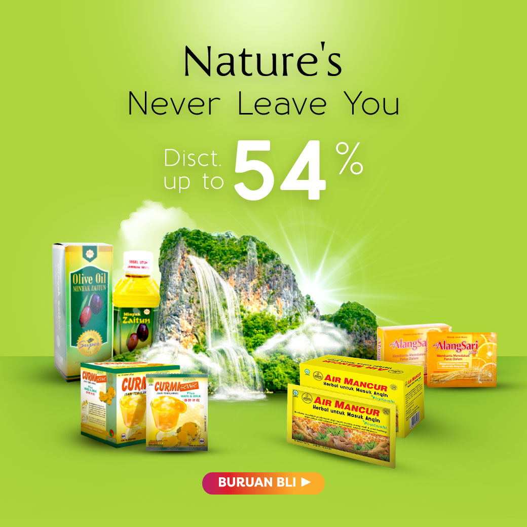 Natures Never Leave You