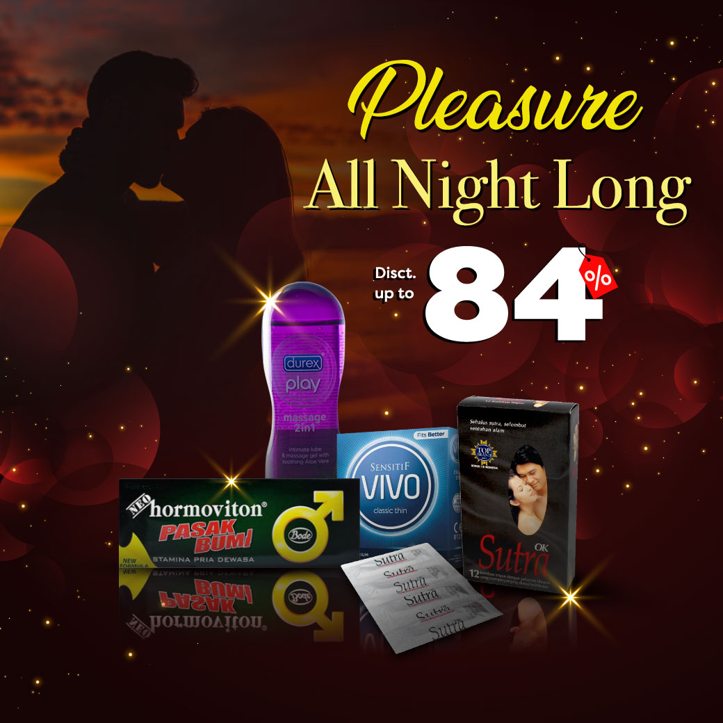 Pleasure All Night Long