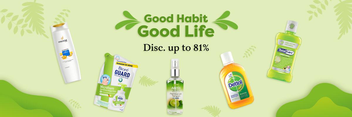 Good Habit, Good Life