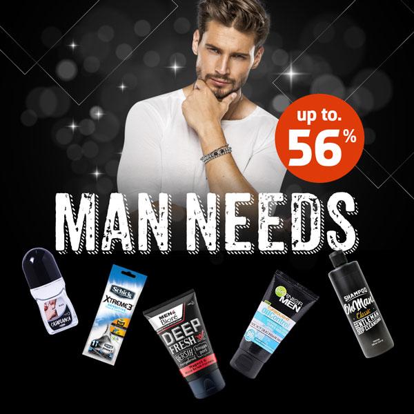 Man needs