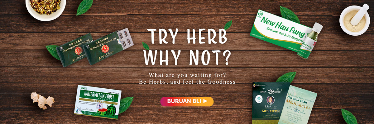 Try Herbs Why Not