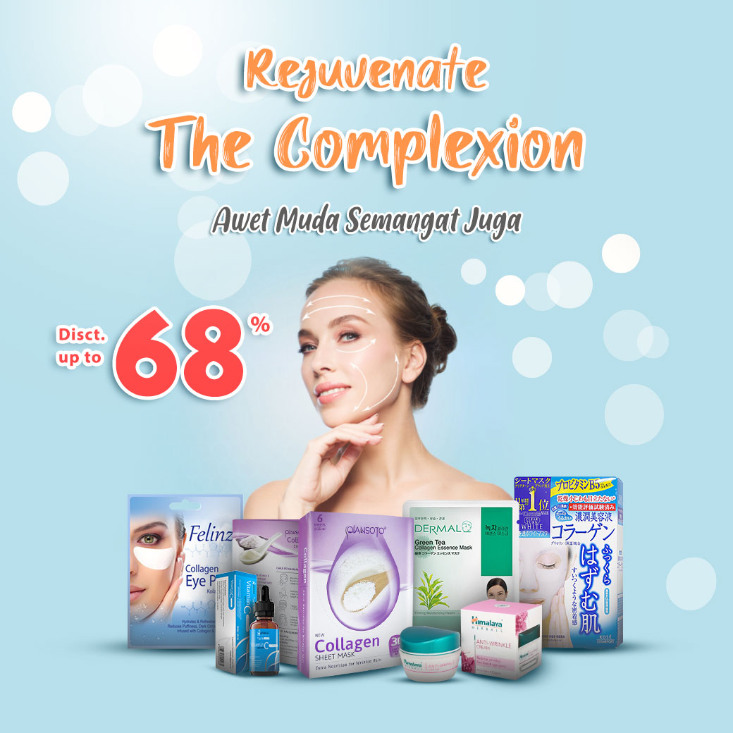 rejuvenate the complexion