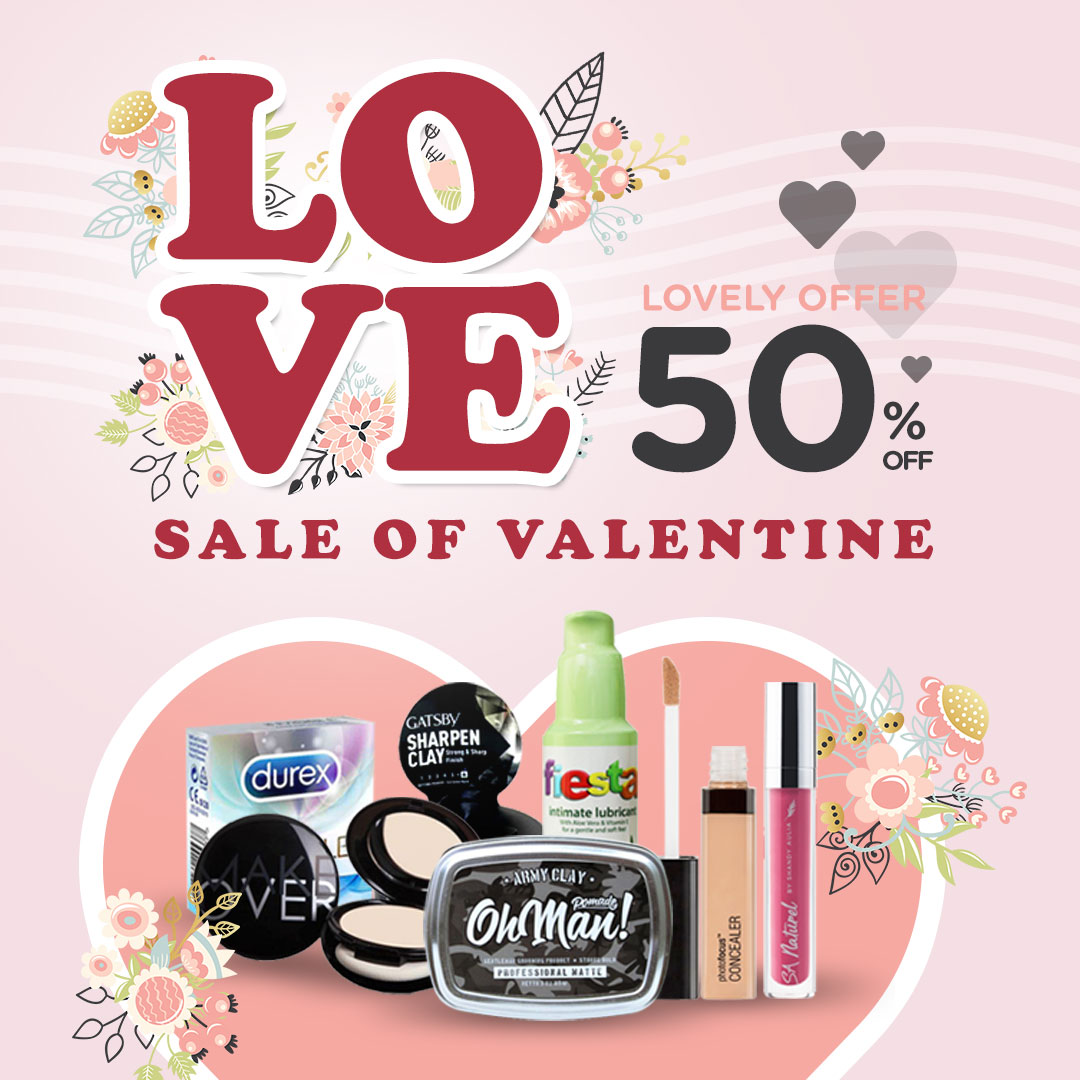 Sale of Valentine