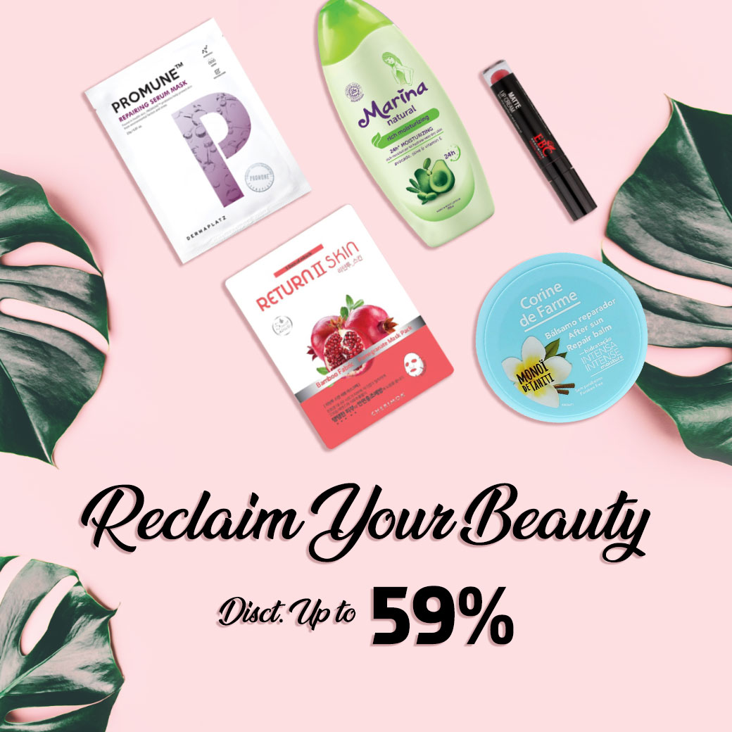 Reclaim Your Beauty