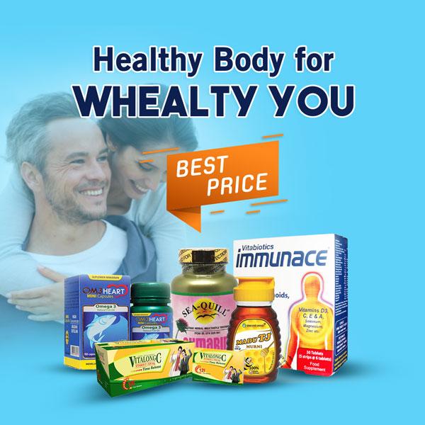 vitamin dan suplemen daya tahan tubuh