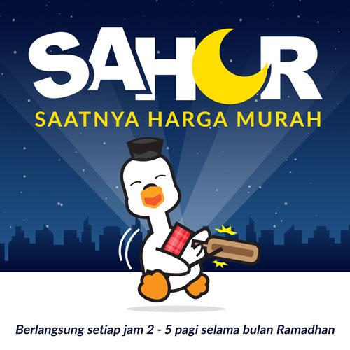 Sahur (Saatnya Harga Murah)