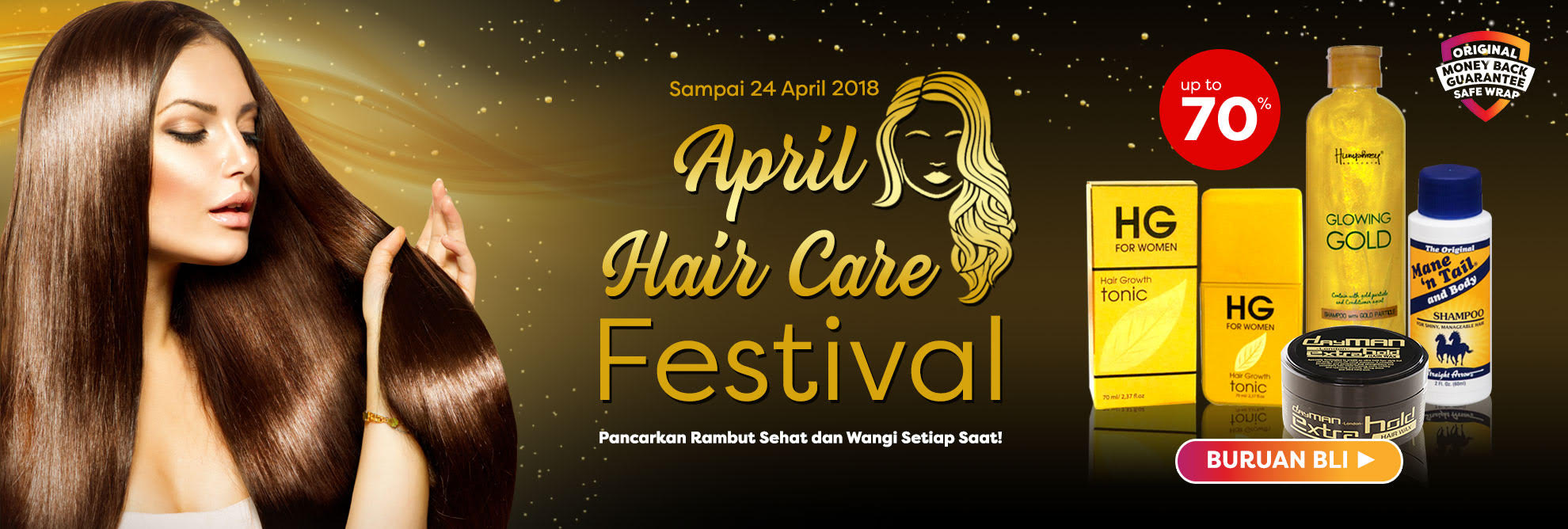 Promo april-hair-care-festival