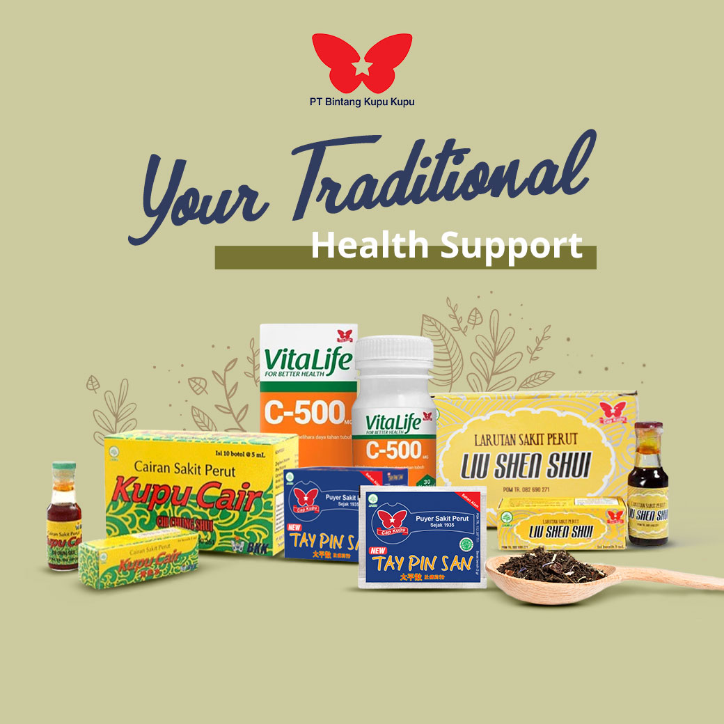 Your Traditional Health Support