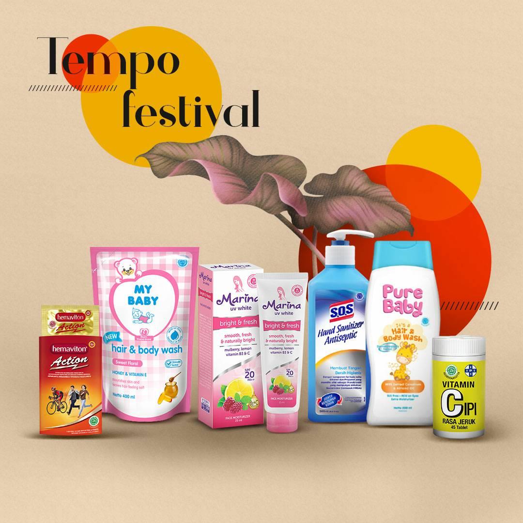 Tempo Festival - Daily needs