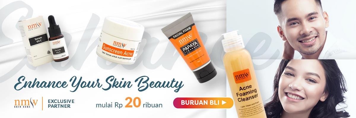 NMW Enhance Your Skin Beauty