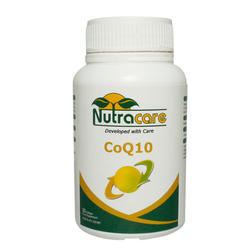 Nutracare Coenzyme Q10 100mg
