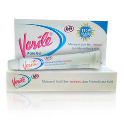 Verile Acne Gel New Pack 10 Gr