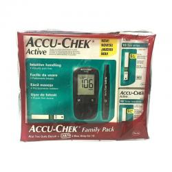 Accu Chek Active New Family Pack