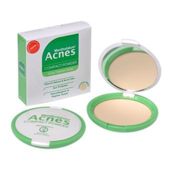 harga Acnes Compact Powder Natural Beige 14gr Gogobli.com