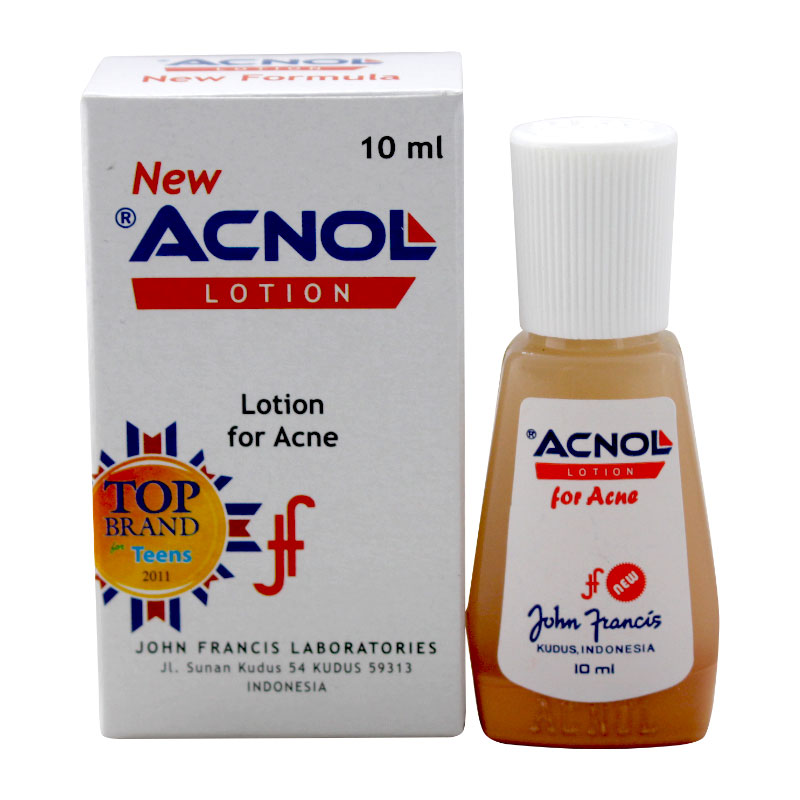 Acnol Lotion 10ml Gogobli