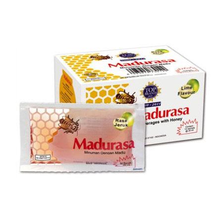 Jual Madurasa Sachet Jeruk Nipis 12s Box Gogobli
