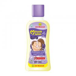 Air Mancur Minyak Telon Plus Lavender 60ml